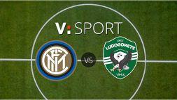 Europa League, dove vedere Inter-Ludogorets in tv e streaming