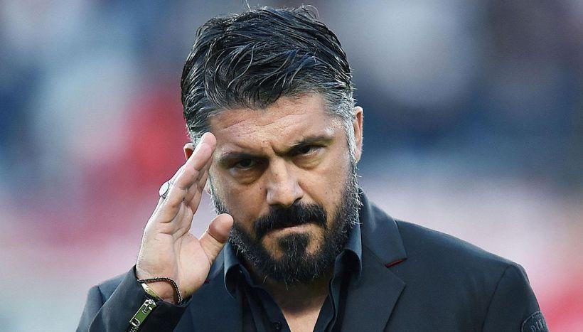 Napoli, Gattuso salta la conferenza stampa per problemi familiari