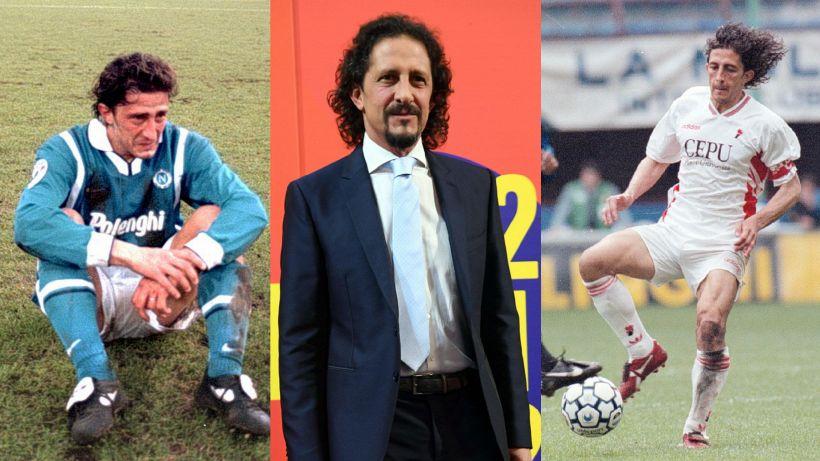 Che fine ha fatto Protti: zar, gol, trenini, record e flop Napoli