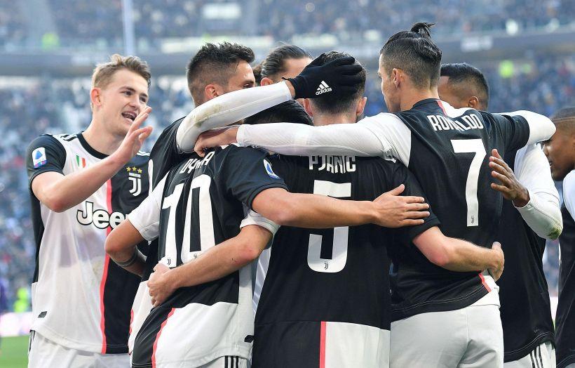Juventus, la lista Champions 2019-20: i 22 giocatori selezionati