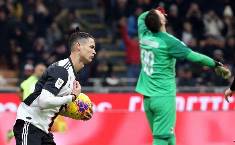 Juve salvata da Ronaldo, fioccano le proteste: è inconcepibile