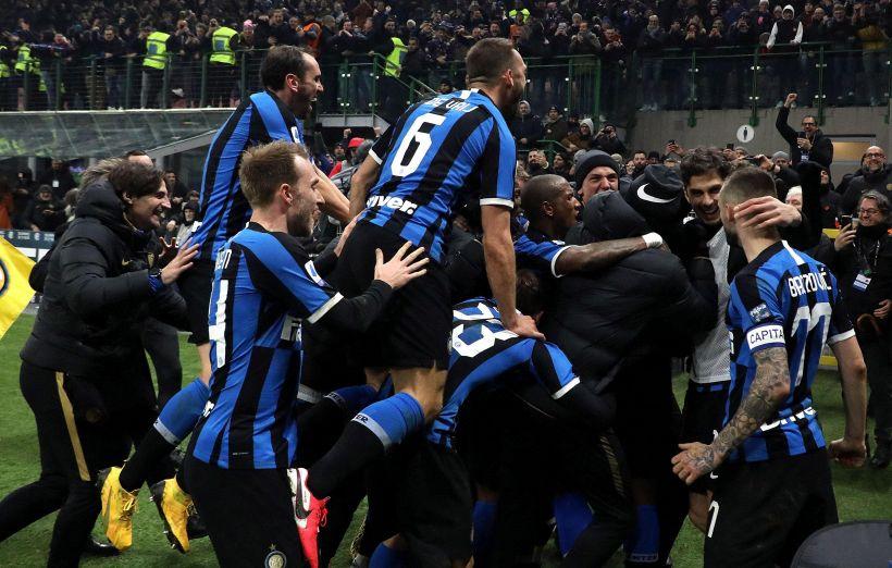 Inter, la lista Europa League 2019-20: i 22 giocatori selezionati