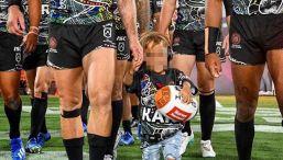 Rugby, il bimbo bullizzato affetto da nanismo trionfa in campo