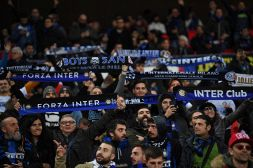 Tifosi Inter preoccupati dopo il 5-0 al Lugano