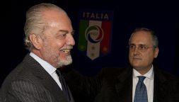 Napoli, lo scambio di stelle con la Lazio infiamma il web