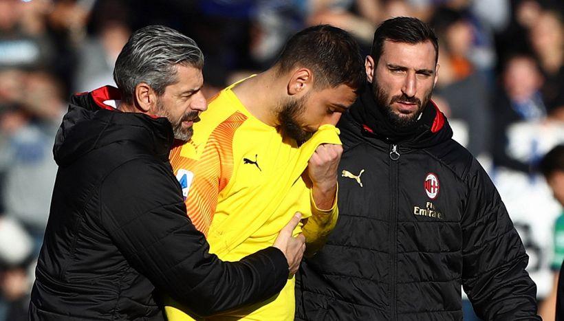 Donnarumma risponde sul suo ruolo al Milan: le sue condizioni