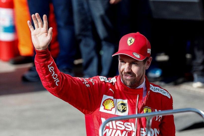 Vettel risponde ai tifosi Ferrari su coronavirus, passato e hobby