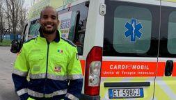 Coronavirus: la scelta di Maxime Mbandà lo rende un esempio