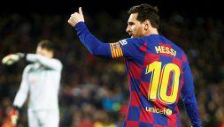 Barcellona, Messi prova a spegnere le polemiche sul tema stipendi