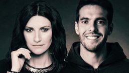 Milan, Laura Pausini e Kakà: la dedica a Maldini è da brividi