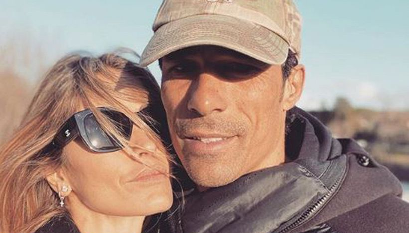 Elena Santarelli e Bernardo Corradi: l'amore oltre la malattia