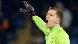 """Juve, Szczesny commuove: """"L'Italia è più forte del coronavirus"""""""