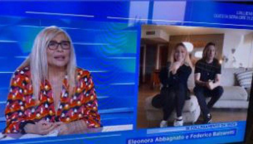 Coronavirus, appello di Eleonora Abbagnato ospite di Mara Venier
