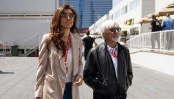 F1, Bernie Ecclestone diventerà padre a 89 anni: è quarto figlio