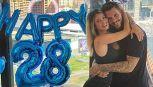 Diletta Leotta e Scardina: l'amore ai tempi del coronavirus