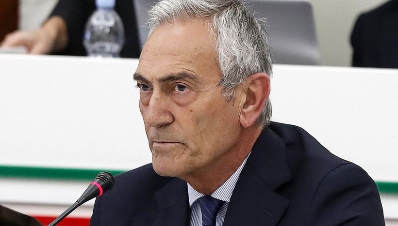 """Ripresa campionati, intervista a Gravina: """"È l'unica soluzione"""""""