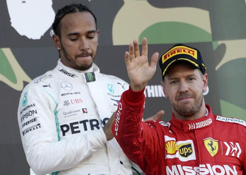Hamilton alla Ferrari si può: l'ex pilota fa sognare Maranello
