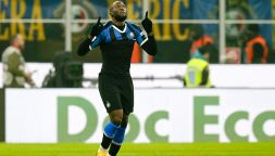 Lukaku riaccende gli animi, è sfida Juve-Inter sul web