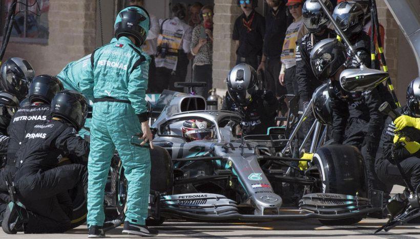 Coronavirus: Mercedes, ecco ventilatori degli ingegneri della F1