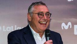 Michael Robinson, il centravanti del Liverpool