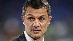 Milan, Maldini detta condizioni a Gazidis: mercato e allenatore