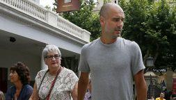 Pep Guardiola, il coronavirus porta via la mamma all'allenatore