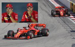 """""""Vettel meglio di Leclerc"""": l'ex pilota F1 sulla coppia Ferrari"""