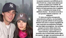 Alberto Aquilani e Michela Quattrociocche rompono il silenzio
