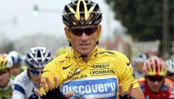 "Lance Armstrong, rivelazioni choc: ""L'Italia ha ucciso Pantani"""