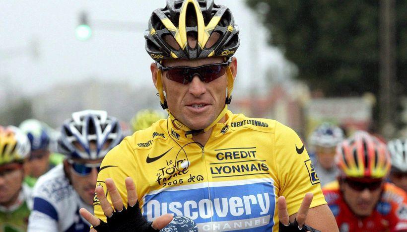 """Armstrong sconcertante: """"Non escludo legame tra cancro e doping"""""""