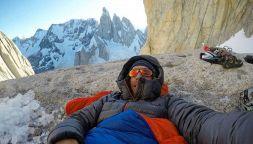 Matteo Bernasconi perde la vita: l'alpinista aveva solo 38 anni