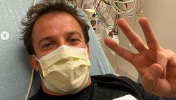 Alessandro Del Piero, nuovo video: aggiornamenti dopo il ricovero