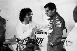 Senna e quel sogno Ferrari irrealizzato e poi spezzato per sempre