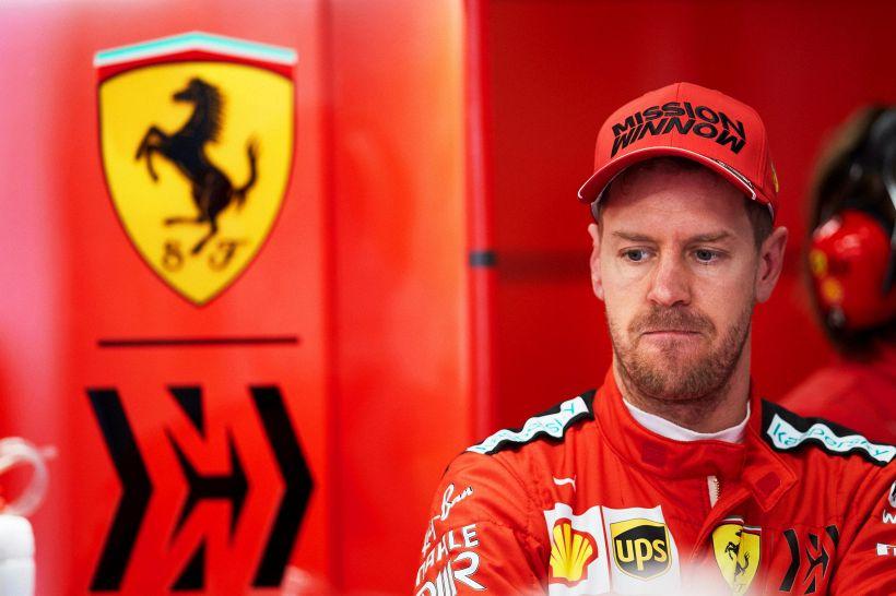 Ferrari, addio Vettel visto dai social: tifosi scelgono sostituto