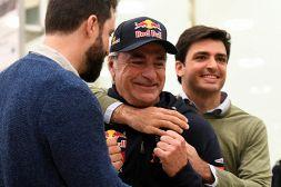 F1, Carlos Sainz senior non ha dubbi sul futuro Ferrari