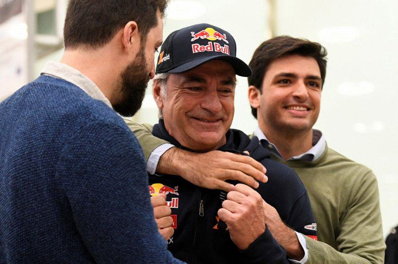 """F1, Sainz senior: """"Tifosi Ferrari, vi dico la forza di Carlos jr"""""""