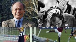 Pellegatti ricorda monetina Alemao e gol Muntari: rivolta sul web