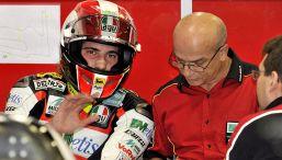 Deganello, meccanico di Simoncelli, grave dopo incidente in pista