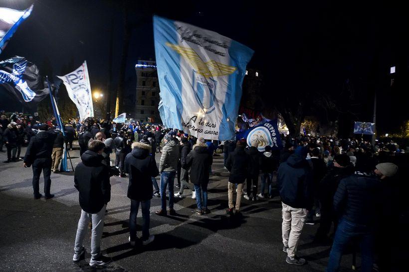Coppainfaccia: l'hashtag fa infuriare i tifosi della Roma