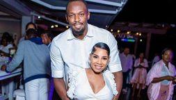 Usain Bolt papà: la compagna si era isolata sullo yacht per Covid