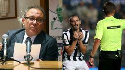 Varriale torna a far infuriare i tifosi della Juve