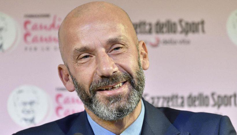 """I timori di Gianluca Vialli: """"Il cancro è compagno che non vuoi"""""""