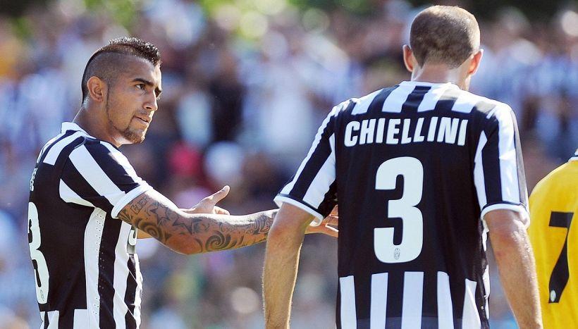 Su Twitter spopola replica di Vidal a Chiellini, ma è fake