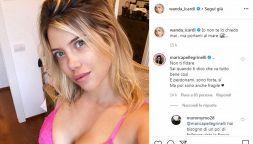 Wanda Nara, post scatena gli haters contro Marica Pellegrinelli