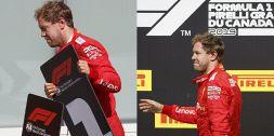 """Gp Canada: """"Da Vettel gesto significativo, dai tifosi insulti"""""""