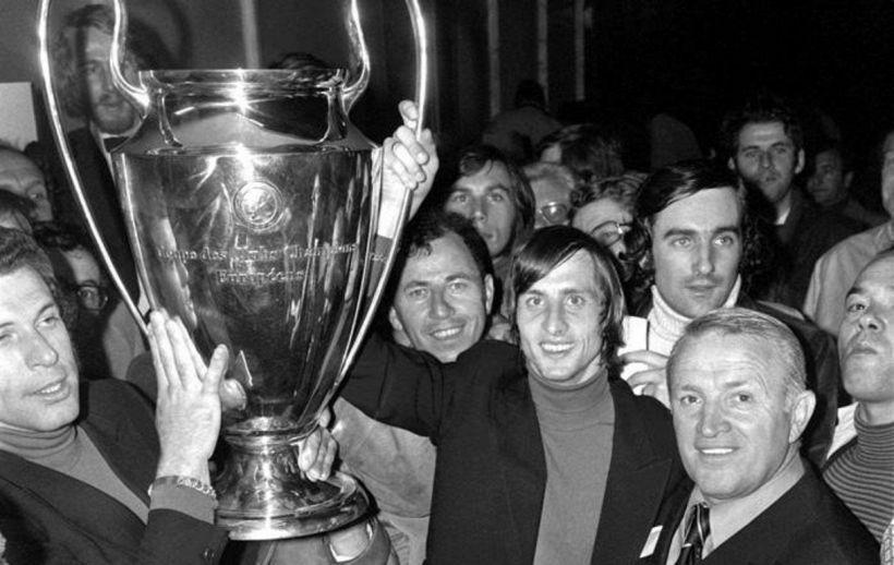 L'Ajax voleva perdere finale Coppa Campioni con la Juve nel '73