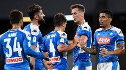 Napoli, lo scambio con la Roma allarma i tifosi