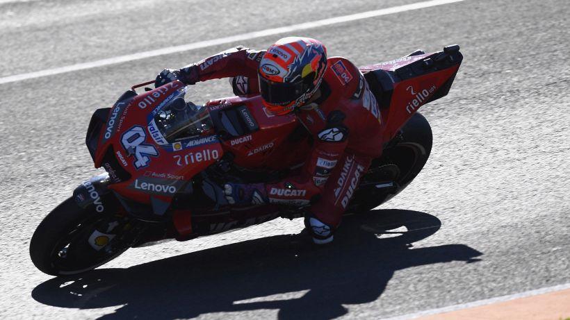 Dovizioso dà appuntamento a Jerez