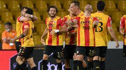 Benevento in festa: la promozione in serie A è ufficiale