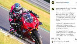 Ben Godfrey, il mondo del motociclismo perde un talento